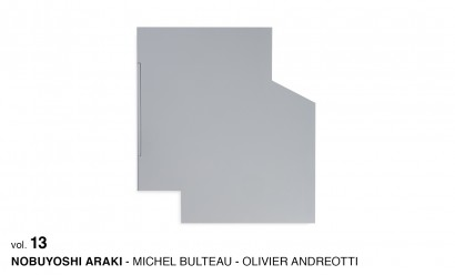 olivier andreotti graphiste, toluca studio, toluca éditions, nobuyoshi araki